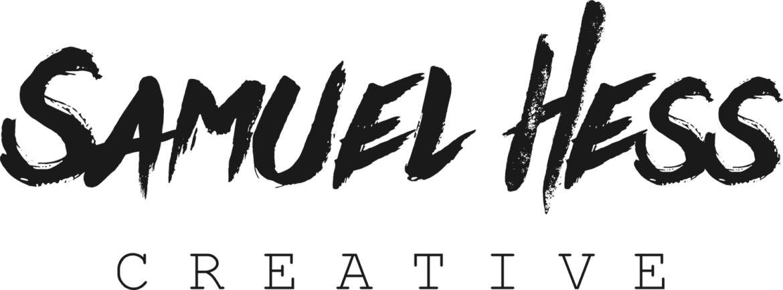 Samuel Hess Creative Logo 2016_ALPHA SCHWARZ klein